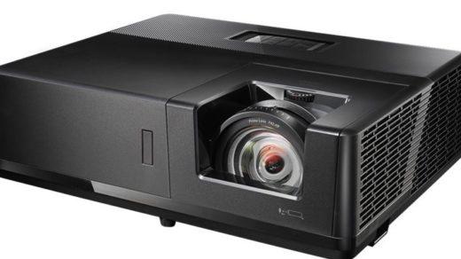 laserowe projektory