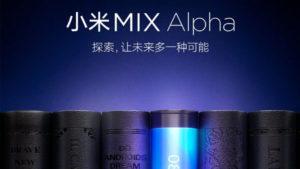 Xiaomi MIX Alpha