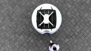 dostarczanie przesyłek dronami