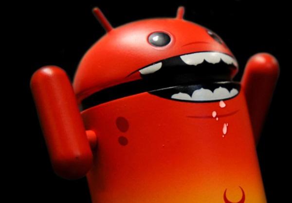 luka w Androidzie