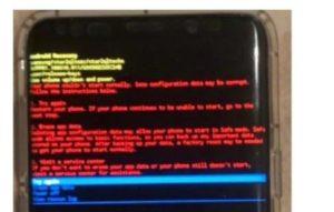 smartfonów Samsunga