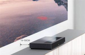 laserowy projektor