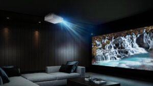 LG CineBeam 4K