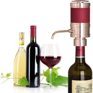 elektryczny napowietrzacz wina