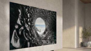 MicroLED TV