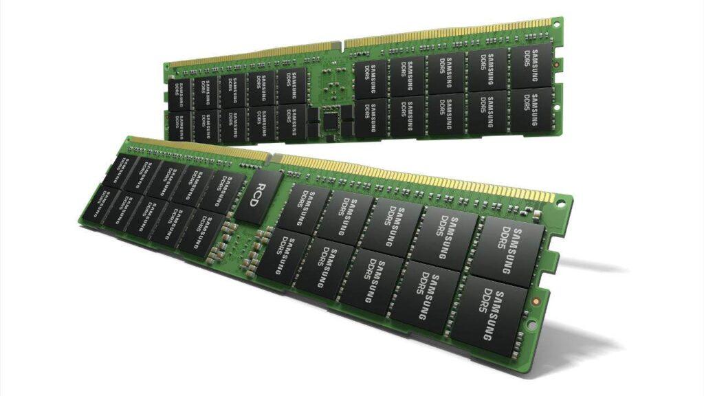 512GB DDR5 RAM