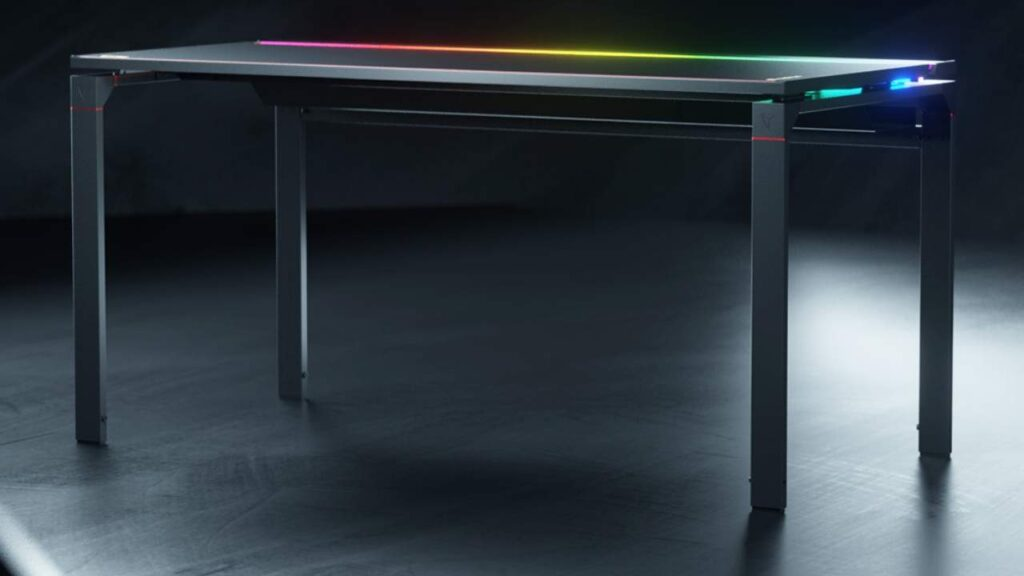MAGNUS Metal Desk
